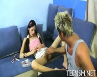 Huge Dick For Small Mouth - scene 4
