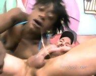 Black Female Bodybuilder Rough Huge Clit - scene 6
