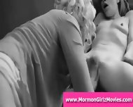 Mormon Lesbian Cums From Pussy Licking In Teen Fantasy - scene 8