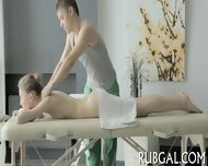 Agile Masseur Makes Out With Bitch - scene 6