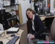 In Less Than Minutes The Pawnman Had This Foxy Lady Got Naked - scene 2