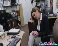 In Less Than Minutes The Pawnman Had This Foxy Lady Got Naked - scene 3