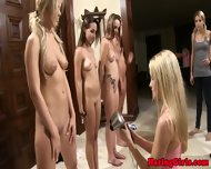 Hazing Coed Sorority Pledges Queened - scene 4