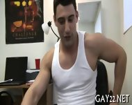 Sucking His Thick Young Cock - scene 1