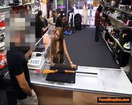 Latina With A Big Ass And Boobs Gives Pawnshop Owner A Bj - scene 3