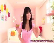 Japanese Teen Naked In Front Of Six Dudes - scene 4