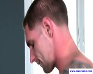 Real Straight Jock In Anal Session - scene 2