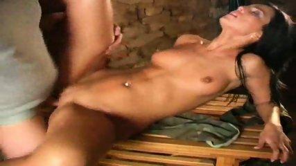 Guerilla Babe gets horny - scene 5