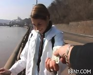 Delightful Public Blowjob - scene 9