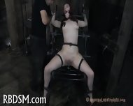 Chick Gets Her Pussy Engorged - scene 6