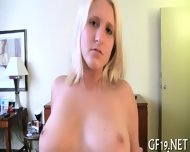 Teen Slut Enjoys Sex Action - scene 7