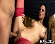 Thrashing Beautys Fuck Holes - scene 11