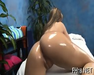 Firing Beautys Lovely Shaved Twat - scene 4