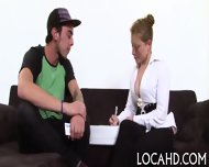 Leggy Hottie Loves Passionate Sex - scene 5