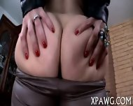 Hot Fuck With A Curvy Whore - scene 6
