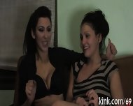 Mind-blowing Group Punishment - scene 9