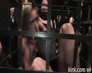 Enduring A Wicked Humiliation - scene 5
