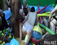 Non-stop Flow Of Hot Pussies - scene 8
