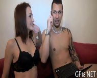 Stud Shares His Hot Babe - scene 6