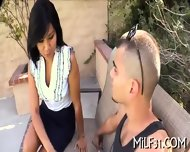 Milf Gives Wonderful Blowjob - scene 7