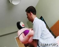 Delighting A Naughty Chick - scene 6