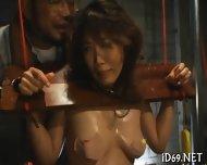 Gorgeous Babes Raucous Gangbang - scene 4