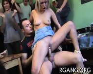 Babes Love Group Banging - scene 9