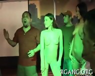 Lesbo Continues With Rods - scene 11