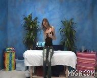 Leggy Hottie Bounces On Dick - scene 1
