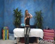 Leggy Hottie Bounces On Dick - scene 2