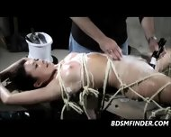Tied Toyed And Hot Waxed - scene 5
