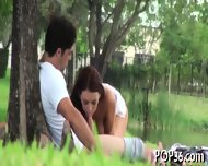 Tight Teen Pussy Meets A Cock - scene 3