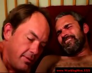 Bearded Straight Bear Gets A Facial - scene 11