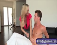 Brandi Love And Taylor Whyte Sharing Bf On Massage Table - scene 2