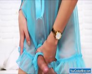 Asian Ts Babara Shows Off Her Body And Is Assfucked By A Guy - scene 2