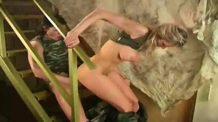 Guerilla Babe hunts down Enemy - scene 2