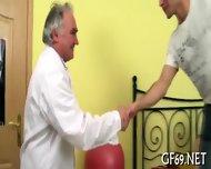 Horny Pussy Examination - scene 7