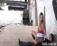 Punishing A Naughty Slut - scene 5