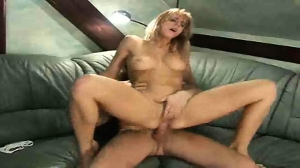 Blonde with nice Breasts enjoys Sex - scene 11
