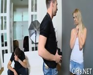 Salacious Fucking For Girlfriend - scene 1