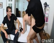 Salacious Fucking For Girlfriend - scene 9