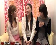 Japanese Lesbians Toy - scene 2