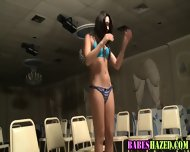 Real Party Teens Undress - scene 5