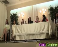 Real Party Teens Undress - scene 7