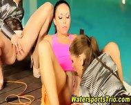 Horny Urine Loving Sluts - scene 8