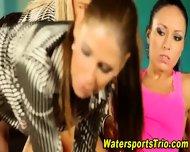 Horny Urine Loving Sluts - scene 7