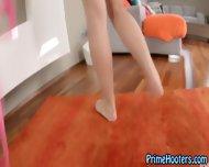 Pov Redhead Rubs Pussy - scene 8
