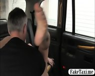 Hot Babe Tit Fucked And Got Nailed For Free Taxi Fare - scene 7
