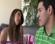 Fucked Latina Teen Blows - scene 4