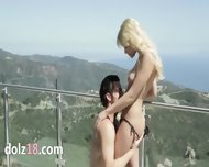 Outdoor Beautiful Deepfucking With Sense - scene 4